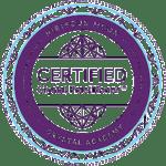 certified crystal practicioner