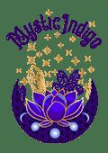 Mystic indigo logo